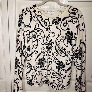 Studio Works cardigan sweater